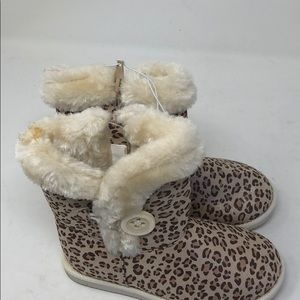 Girls Cherokee snow boot size11 a20box4